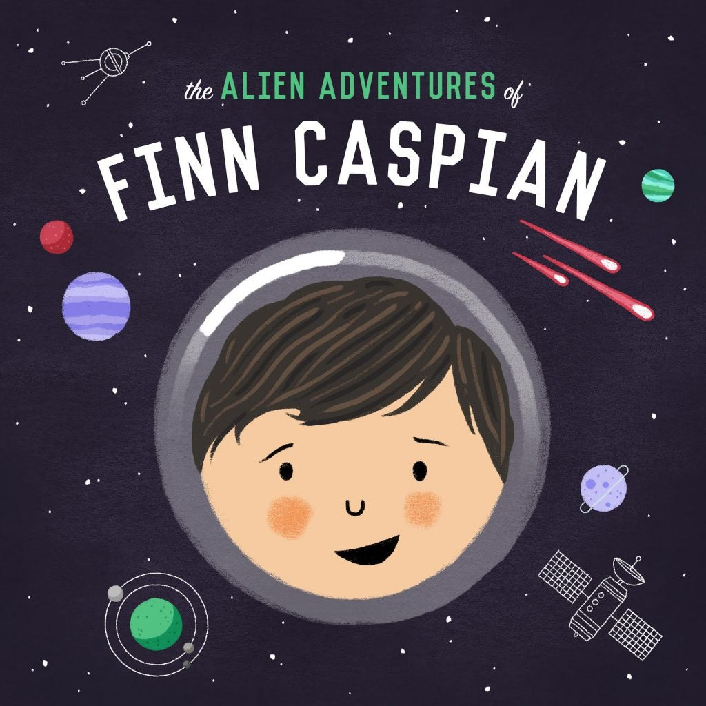 Alien Adventures of Finn Caspian