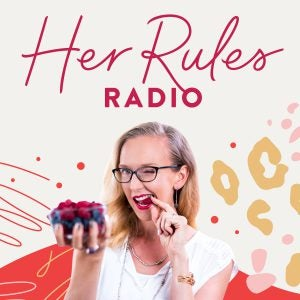 Her Rules Radio podcast cover art