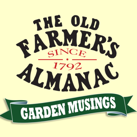 The Old Farmer's Almanac Garden Musings Podcast