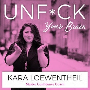 Promotional image for Unf*ck Your Brain podcast