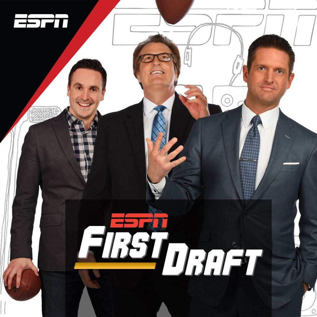 NFL Draft Podcasts: First Draft