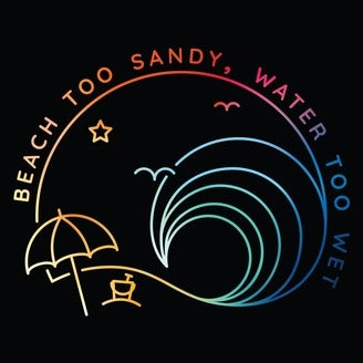 Beach Too Sandy, Water Too Wet Podcast