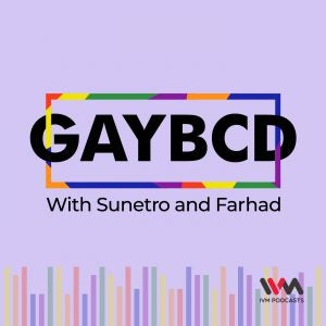 GayBCD podcast promotional image