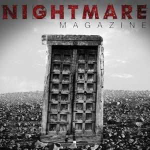 Nightmare Magazine podcast logo