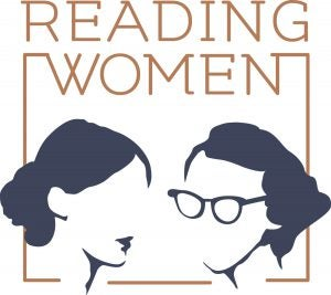 Reading Women podcast promotional image