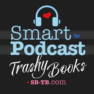 Smart Podcast Trashy Books promotional image