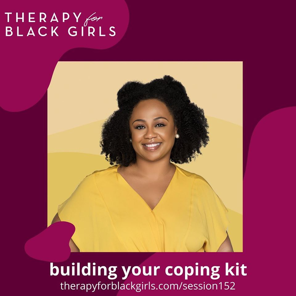Therapy for Black GIrls logo
