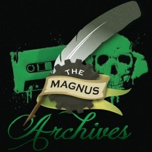 The Magnus Archives podcast logo