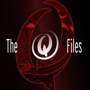 The Q Files logo
