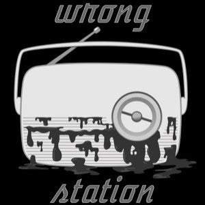 Wrong Station podcast logo