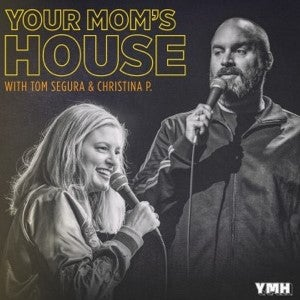 Your Mom's House logo