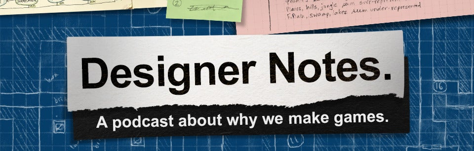 Designer Notes Podcast Review