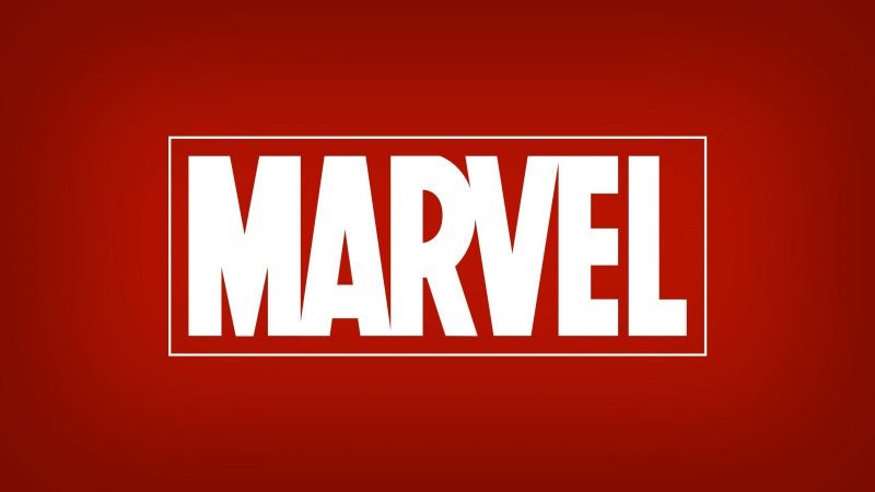 The logo for the pop culture icon, Marvel.