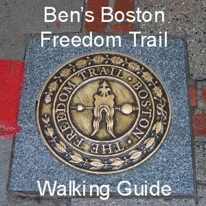 Ben's Freedom Trail Podcast