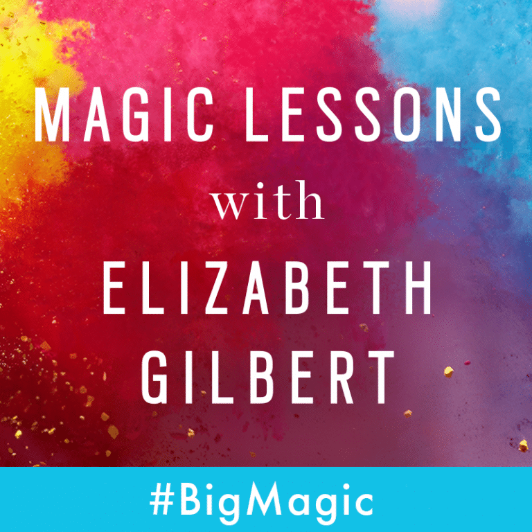 Magic Lessons Podcast