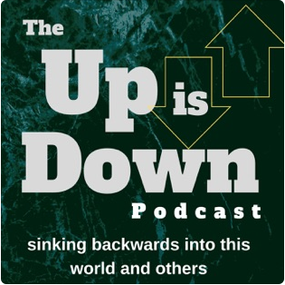 Up is Down Podcast logo