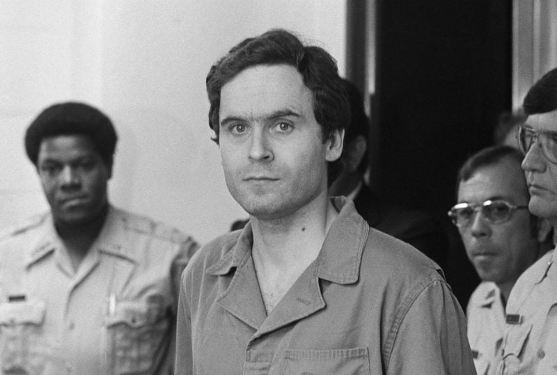 ted bundy audio podcasts